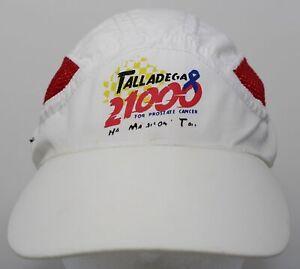VTG Talladega 21000 for Prostate Cancer Half Marathon Alabama Running Hat Cap