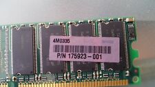 128Mb Hp Compaq Mt Ddr 266Mhz Ddr266 266 Cl2.5 P/N: 175923-001 Ram Memry Chip!