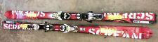 Salomon Scream 8 W Pilot Spaceframe womens skis 165cm Salomon s810 Ti Bindings