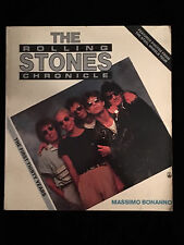 ROLLING STONES CHRONICLE BOOK-FIRST 30 YEARS