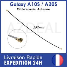 SAMSUNG GALAXY A10S A107F / A20S A207F Black Signal Antenna Coaxial Flex Cable