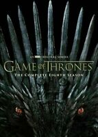 Game of Thrones: Complete Season 8 DVD  ( 2019 DVD 4-Disc ) New & Sealed