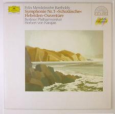 "12"" LP - Felix Mendelssohn - Symphony No.3 ""Scottish""  - B2897"