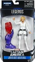 Marvel Captain America Legends Series Agents of Shield Sharon Carter New