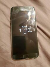 Samsung Galaxy S7 Edge 32GB (Sprint) Clean ESN - Cracked Screen & Back!