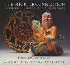THE SHORTER CONNECTION BOOK (A J WILKINSON, CLARICE CLIFF, CROWN DEVON)