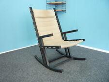 Sehr schöner CASALA Schaukelstuhl Rocking Chair 60er Jahre