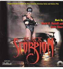 Black Scorpion-1996-TV Series-17 Track+Original Movie Soundtrack-9[26] Tracks-CD