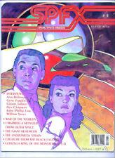 SPFX #4 - 1996 fanzine - WAR OF THE WORLDS, Creature from the Black Lagoon