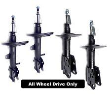 4 New Shocks Struts Full Set Ltd Lifetime Warranty RX300 AWD Models Only #40121