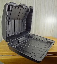 VINTAGE ROYAL ELECTRIC TYPEWRITER HARD-SHELL CASE ~Slide-Latch Closing Mechanism
