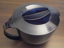 Tupperware I 30 Microplus micro plus 1 L théière MicroCook Bleu transparent NEUF