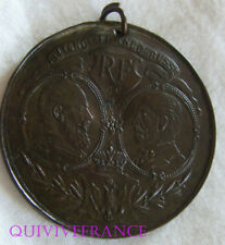 MD6453 -  MEDAILLE ALLIANCE FRANCO- RUSSE CRONSTADT 1891 - TOULON 1893