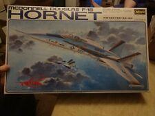 1/32 McDonnell Douglas F-18 Hornet US Navy Fighter Model Hasegawa NEW *US SELLER