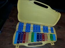 More details for 25 note glockenspiel with coloured keys pp25ck pp performance percussion g5-g7