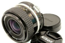 Excellent+++++ Nikon Ai NIKKOR 35mm f/2.8 MF Wide Angle Standard Lens from Japan