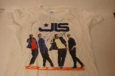 JLS SIGNED UK TOUR 2013 T-SHIRT.