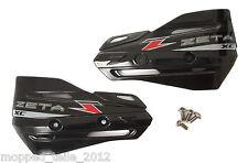 KTM LC4 EXC SXC ZETA ERSATZ-HANDSCHALEN ARMOR BLACK - XC PROTECTOR