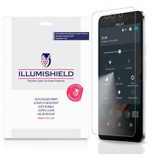 iLLumiShield Screen Protector w Anti-Bubble 3x for BLU Studio C Super Camera