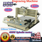 3 Axis 3040 USB CNC Router Engraver Engraving Milling Machine 3D Cut Carve 400W