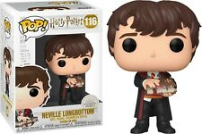 Funko Pop Vinyls Harry Potter 116 MIB Neville Longbottom With Monster Book