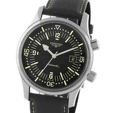 Longines Heritage Legend Diver 42mm Automatic, Ref, L3.774.4.50.0, Brand New
