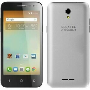 Alcatel OneTouch Elevate 5017B Boost Mobile Silver 8GB Android Smart Phone