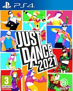 Just Dance 2021 (PS4) - New & Sealed - Fast Dispatch - Region Free - UK