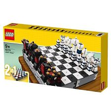 LEGO® 40174  Iconic – Schachspiel 2017 NEU OVP_ Iconic Chess Set NEW MISB NRFB