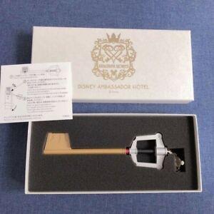 Kingdom Hearts KEYBLADE Disney Ambassador Hotel Special Room Remind Key NIB