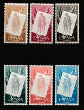 Elizabeth II (1952-Now) Spanish & Colonies Stamps