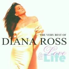 Diana Ross - Love And Life: The Very Best Of Diana Ross Nuevo 2X CD