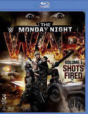 BLU RAY ~ WWE Monday Night War, Vol. 1 Shots Fired (Blu-ray, 2015, 3-Disc Set)