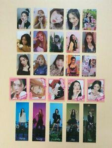 Red Velvet 6th Mini Album Queendom Official Photocard