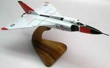 Avro CF-105 Arrow Canadian CF-105 Airplane Desktop Kiln Wood Model Regular New