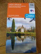 High Weald, Royal Tunbridge Wells by Ordnance Survey 9780319243299   Brand New