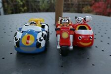 WOW Toys Race Car and Motorbike with figures