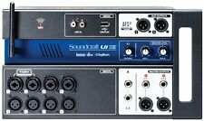 Soundcraft Ui12 Digital Mixer w/ Integrated Wi-Fi