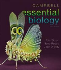 Campbell Essential Biology by Eric Simon, Jane Reece, Jean L. Dickey