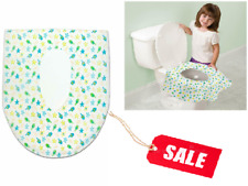 20 Count Summer Infant Keep Me Clean Disposable Potty Soft Protector Travel Pack