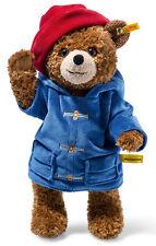 Steiff PADDINGTON ours en peluche & coudé - EAN 690198 - 38cm - TOUT NEUF BOITE