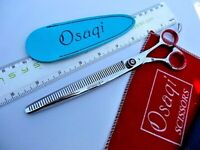"Pet  8.5"" Thinnings Scissors  dog/cat grooming/Japanese Steel"