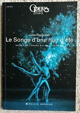 French Program, Paris Opera Ballet 2001 Production of A Midsummer Night's Dream