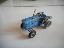 Corgi Toys Ford Super Major in Blue