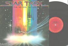 "Star Trek ""The Motion Picture"" Columbia Records JS-36334 W/Insert EX/VG+"
