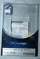 CAMERON SINO Batterie Pour Nokia C7 - BL-5K - CS-NK5KSL