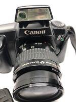 Canon EOS 1000F 35mm SLR Film Camera with EF 35-105mm f/1:4-5.6 Lens Lomo