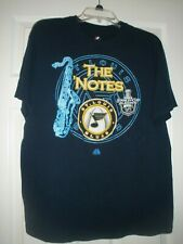 NHL St. Louis Blues 2012 Stanley Cup Playoffs THE NOTES Graphic T Shirt - L NWOT