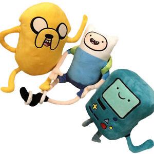 Adventure Time Plush Toys Finn Jake Penguin Doll Soft Stuffed Animal Dolls Toy