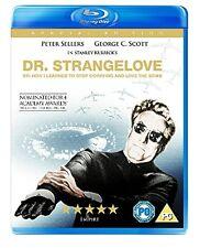 DR STRANGELOVE (Peter Sellers)  - BLU-RAY - REGION B UK